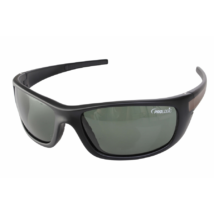PROLOGIC Commander Black Sunglasses (Gunsmoke Lenses)