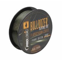 PROLOGIC Bulldozer FC Coated Mono Trans Green 1000m 15lbs 0.33mm  FUORKARBON BEVONATOS MONOFIL ZSINÓR