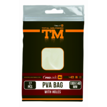 PROLOGIC TM PVA Bag W/Holes 17pcs 100X140mm