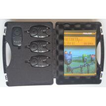 PROLOGIC Firestarter Pro Alarm Kit 3+1 elektromos kapásjelző