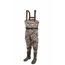 PROLOGIC Max5 Nylo-Stretch Chest Wader w/Cleated 40/41 - 6/7