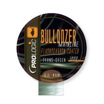 PROLOGIC Bulldozer FC Coated Mono Trans Green 1000m 10lbs 0.28mm FUORKARBON BEVONATOS MONOFIL ZSINÓR