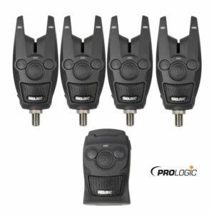 Prologic BAT+ Bite Alarm Blue Set 4+1 KÉK kapássjelző szett