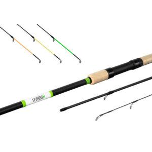 Delphin Hybrix picker + 3 spicc / match-330cm 30- 60g
