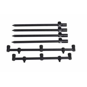 Prologic Black Fire Buzzer Bar 3 Rod 30cm