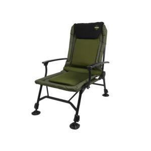 Delphin GRAND kényelmes horgász szék