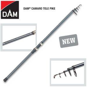 DAM CAMARO TELE PIKE 3,50M 80-150G