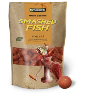 RADICAL SMASHED FISH BOILIE 16MM/1KG