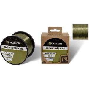 Ø0,35mm Radical Substantil Line 1065m 9,10kg,20,10lbs transparent green