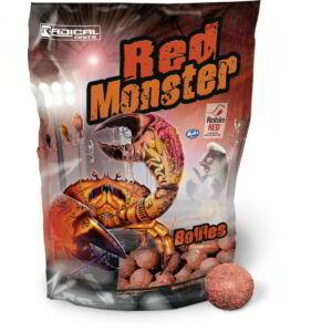 Radical Red Monster Boilie Ø20mm 1kg