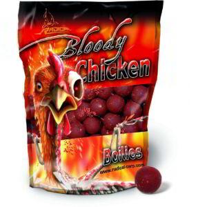 Radical Bloody Chicken Boilie Ø20mm 1kg