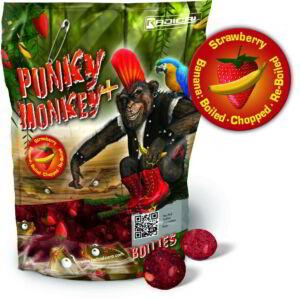 Radical Punky Monkey+ Boilie Ø16mm 1kg