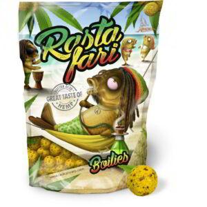 Radical Rastafari Boilie Ø20mm 1kg
