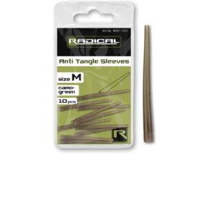 Radical Anti Tangle Sleeves M camo-green 10darab