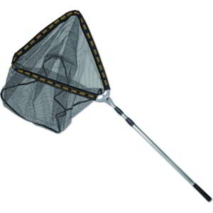 1,90m Zebco Tele Rubber Merítőszák 50cm 50cm 50cm 10x10mm