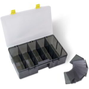 Black Cat Szerelékes doboz D15 mély H: 35cm S: 22cm M: 10cm