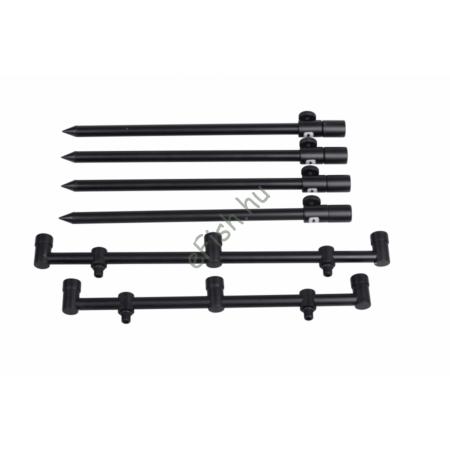 Prologic Black Fire Buzzer Bar 2 Rod 15cm