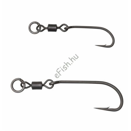 Prologic Swivel Hook LS Size 6 5pcs