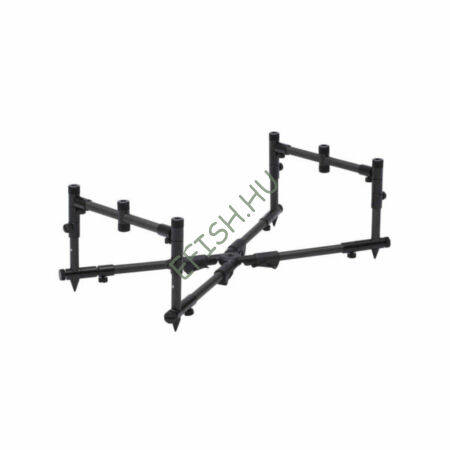 Prologic K3 Rod Pod Carbon - 3 Rods & Carry Bag bottartó