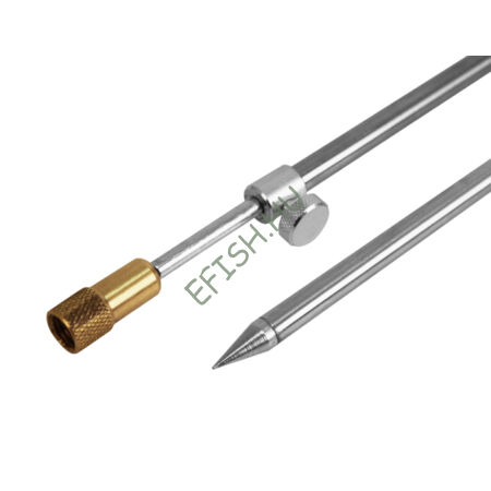Acél leszúró-40-70cm
