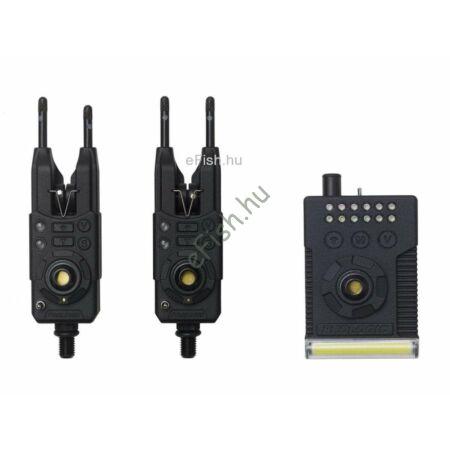 Prologic FULCRUM RMX Pro Bite Alarm Elektromos Kapásjelző 3+1 szett