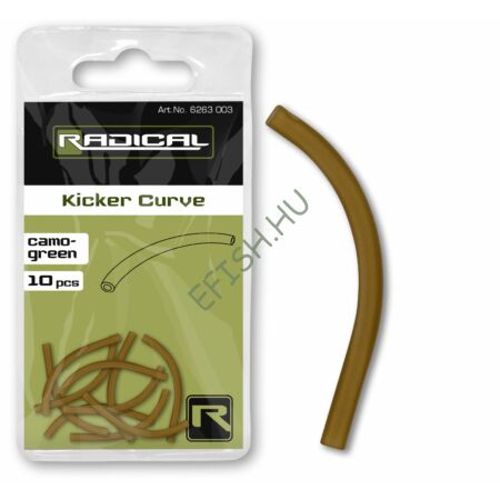 Radical Kicker Curve camo-green 10darab