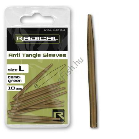 Radical Anti Tangle Sleeves L camo-green 10darab