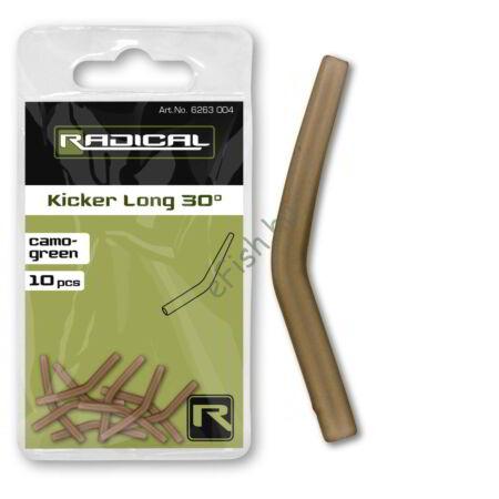 Radical Kicker Long 30° camo-green 10darab