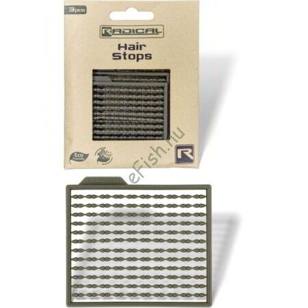 Radical Hajszálelőke stopper light-brown 3