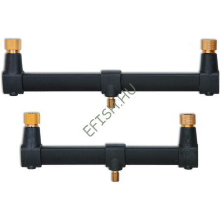 Zebco Buzzer Bar Set, 2 Rods 20cm,25cm