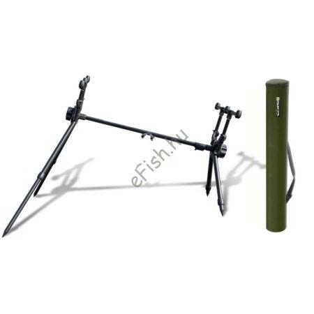 Radical After Dark Rod Pod 1,20cm matt fekete 85cm 70cm