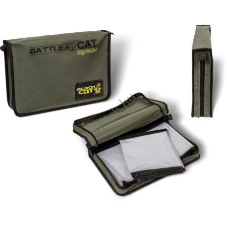 Black Cat Rig Wallet Pro szerelékes táska