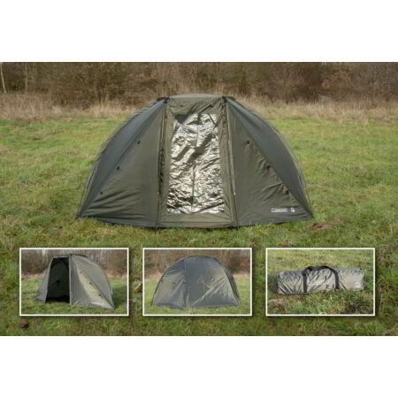Zebco Z-Carp™ Bivvy sátor zöld 255cm 125cm 180cm