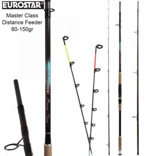 EUROSTAR MASTER CLASS DISTANCE FEEDER BOT 80-150G 3,9M 3+2