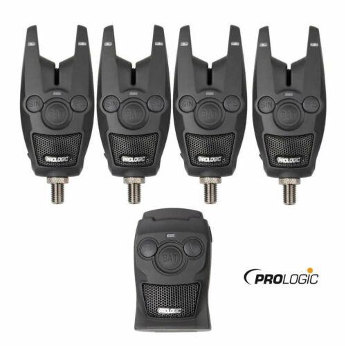 Prologic BAT+ Bite Alarm Set 4+1 elekt. kapásjelző szett