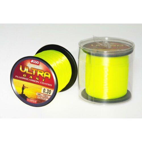 ASUF1328 ASSO ULTRA CAST 1000M 0,28 FLUORO SÁRGA