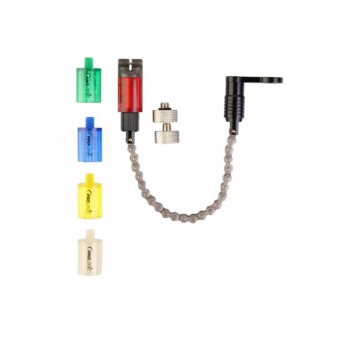 PROLOGIC 6 Shooter Micro Chain Hanger Kit,(hatlövetű ) Micro láncos hanger kapásjelző készlet