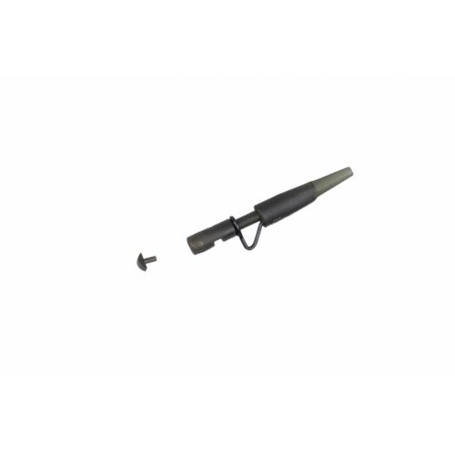 Prologic LM Heavy Duty Long Leadclip w/pins & Tailrubber 10pcs