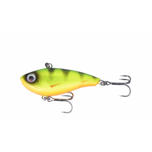 SAVAGE GEAR TPE Soft Vibes 51 5.1cm 11g S 02-Fire Perch