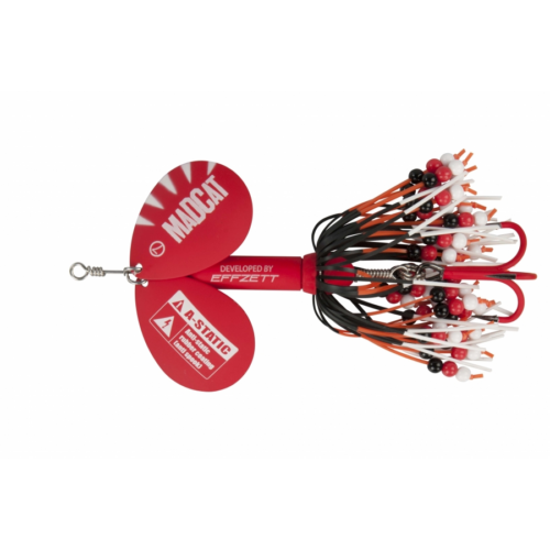 MADCAT A-STATIC R.T. SPINNER 75GR / PIROS