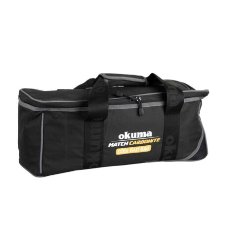 Okuma Match Carbonite Cool Bait Bag (50x20x20cm)