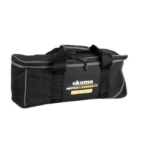 Okuma Match Carbonite Cool Bait Bag (50x20x20cm)