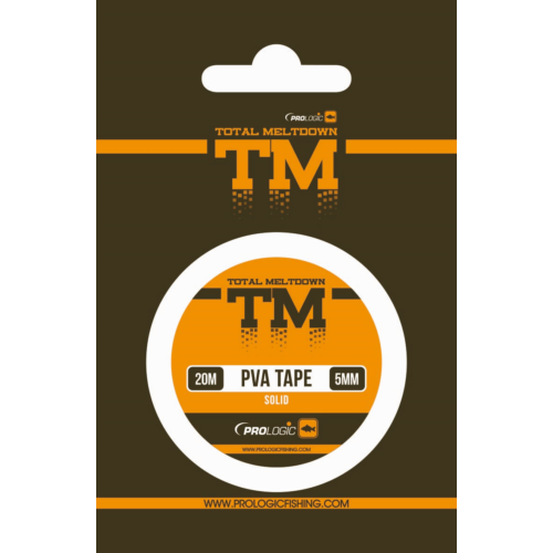PROLOGIC TM PVA Solid Tape 20m 5mm Szalag