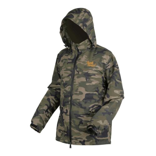 Prologic Bank Bound 3-Season Camo Fishing Jacket L