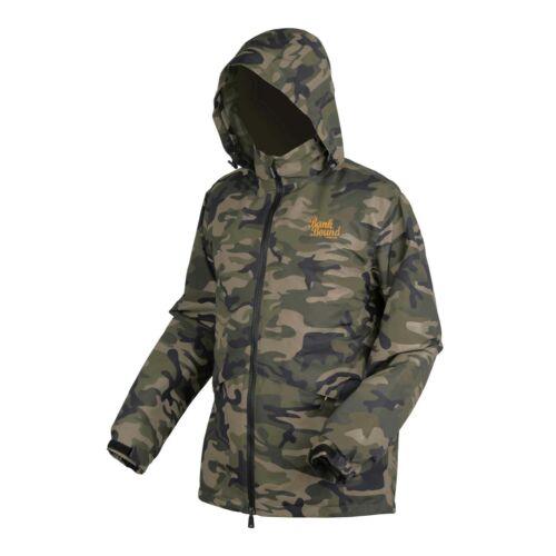 Prologic Bank Bound 3-Season Camo Fishing Jacket XL