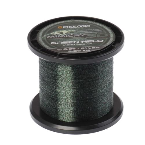 Prologic Mimicry Green Helo 1000m 13lbs 6.2kg 0.28mm