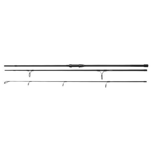 Prologic Custom Black 12' 360cm 3.00lbs - 3 részes pontyozó horgászbot