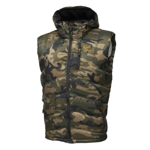 Prologic Bank Bound Camo Thermo Vest XL