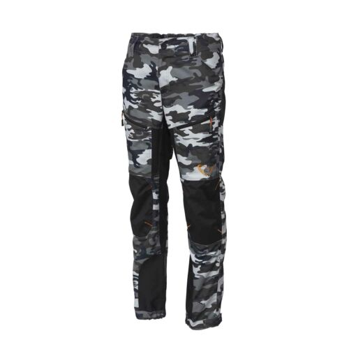 SAVAGE GEAR Camo Trousers S