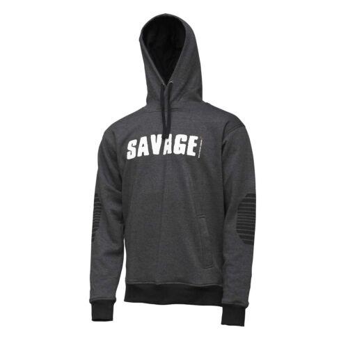 SAVAGE GEAR Logo Hoddie L